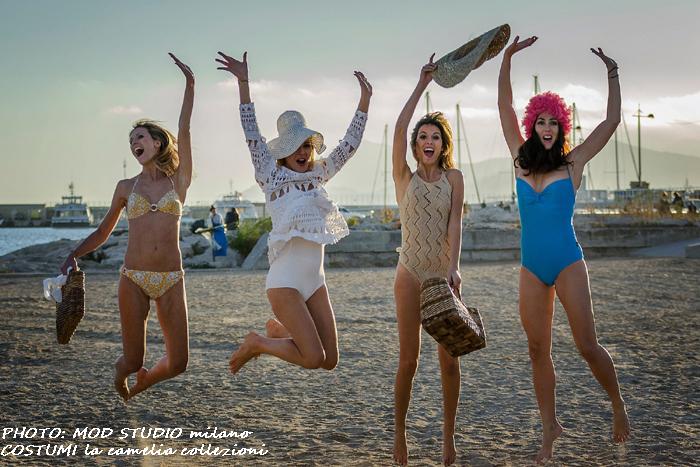 Costumi Da Bagno Anni 80 : Costumi da bagno anni la camelia collezioni