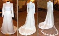 abito da sposa Rif. 10