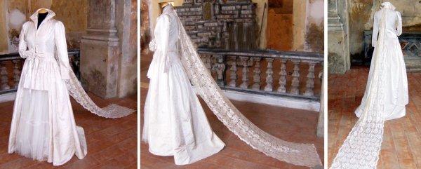 abito da sposa Rif. 7