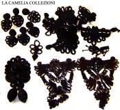 alamari e applicazioni fine 800 - la camelia collezioni