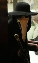 costume carnevale - dottore della peste - la camelia collezioni