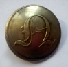 """bottone argento iniziale a-""""La Camelia Collezioni"""""""