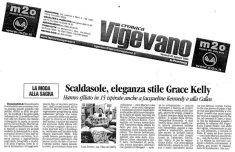 La Provincia Pavese - articolo ventaglio