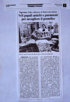 articolo provincia pavese- antichi corredi