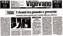 La Provincia Pavese - articolo veli