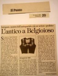 Castello di Belgioioso - 10 marzo 1996- La malizia sotto la veletta