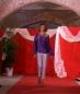 stile Capri Positano - pantalone lilla e blusa viola