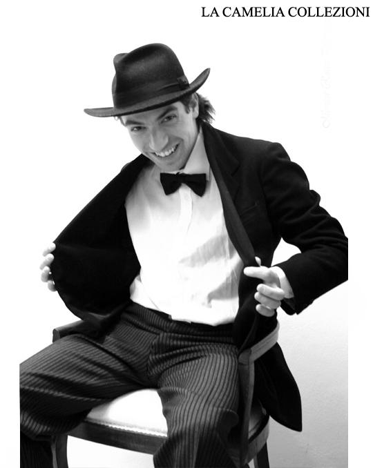 Preferenza vestiti da uomo anni 40 | La Camelia Collezioni VA02