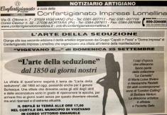 Informatore Vigevanese - 22 settembre 2011