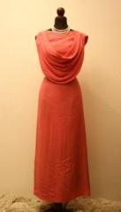 """vestiti da gran galà (rosa lungo con scollo)- """"La camelia Collezioni"""""""