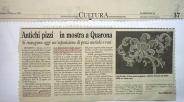 La Provincia Pavese 1993 - articolo pizzi