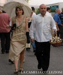 lina cavallieri - passeggiata letteraria per le vie del centro- la camelia collezioni