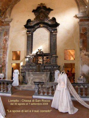Lomello - Chiesa di San Rocco 3