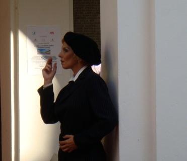 Marlene Dietrich - giorno