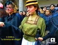 """la domenica del villaggio con davide Mengacci - """"La camelia collezioni"""""""