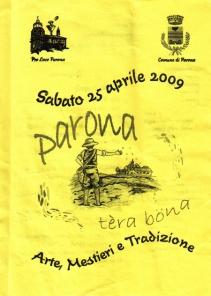 parona tera bona 2009