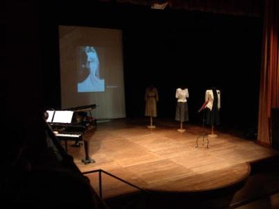 Scenografia - Un bacio a mezzanotte - Gigi Franchini