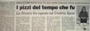 Umbria Sposi anno 2001
