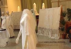 vestiti da sposa allestimento - la camelia collezioni