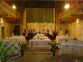 vestiti da sposa allestimento scenografico per teatro - la camelia collezioni