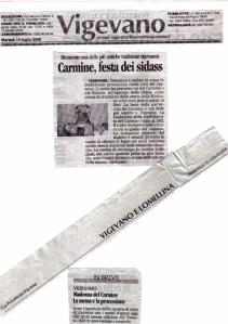 vigevano - festa del carmine 2009