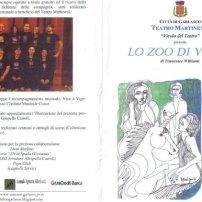 zoo di vetro locandina