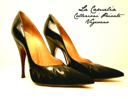 """i primi tacchi a spillo - """"La Camelia Collezioni"""""""