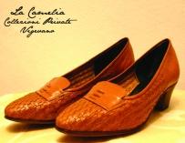 Scarpe anni 20 la camelia collezioni for Mocassini da camera