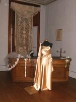 Vestito da cerimonia champagne