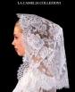 velo da sposa -mantiglia spagnola - la camelia collezioni