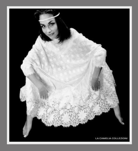 vestiti da sposa anni 70 - la camelia collezioni