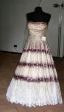 Moda e Lusso d'altri tempi - vestito anni 60 in paillettes e dettagli in pizzo