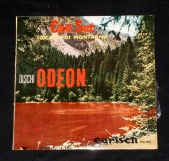 dischi odeon - caro sat 10 canti di montagna
