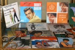dischi in vinile 45 giri