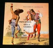 folklore - la principessa della czarda