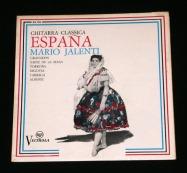 mario jalenti espana chitarra classica