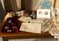 """gioielli autentici d'epica e corrispondenza periodo Risorgimento - """"La Camelia Collezioni"""""""