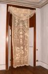 Tendaggio in tulle Napoleone III - mt. 1,50 x 3,10