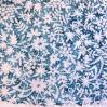 Tendaggio lino d'Olanda merletto venezia mt. 1,60 x 3,00