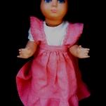 bambola vestito fucsia - la camelia collezioni