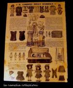 bambole di carta 1 - la camelia collezioni