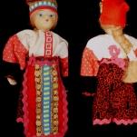 bambolina souvenire - la camelia collezioni