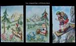 cartoline illustrate bambini 2 - la camelia collezioni