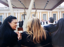 Udienza da Papa Giovanni Paolo II – 21 marzo 2001