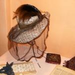 Risorgimento - cappello con veletta