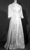lingerie d'epoca - camicia da notte con cintura