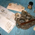 Calamaio e lettere