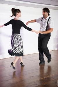 completo anni 50 ballo