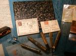 Lettere antiche e penne stilografiche
