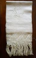 """asciugamano tessuto brillantè - """"La Camelia Collezioni"""""""